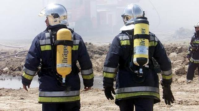 Los bomberos de Parla activan la alerta nuclear tras atender a una persona con VIH