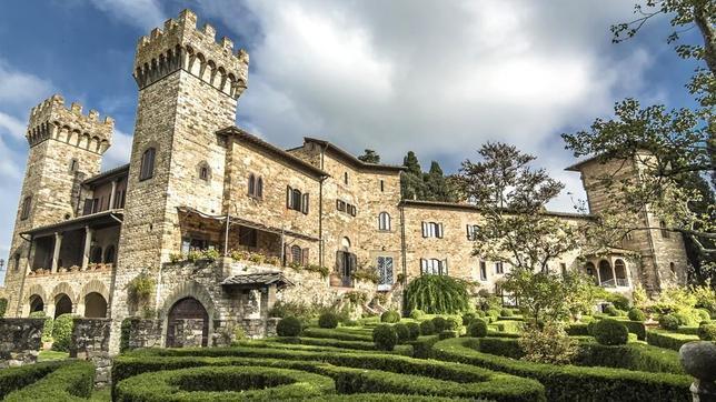 castillo en venta en italia