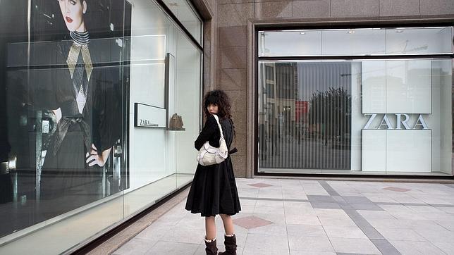 Inditex refuerza su presencia en china - Zara en cadiz ...