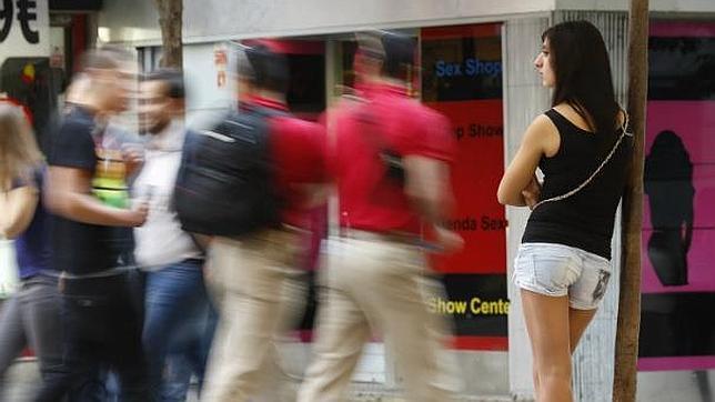 perfil de las prostitutas en españa es legal la prostitución