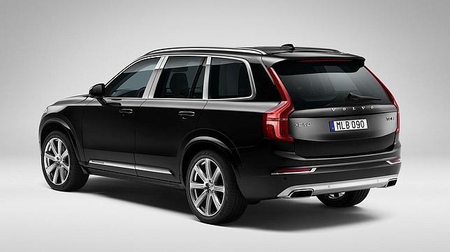 Volvo comercializará el nuevo XC90 Excellence a finales de año.