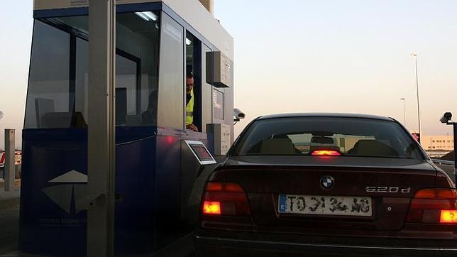 La AP-41 costó unos 440 millones de euros y se preveía que tuviera 25.000 vehículos diarios