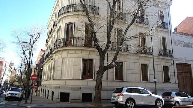 La calle Zurbano de Madrid, una de las elegidas por el New York Times