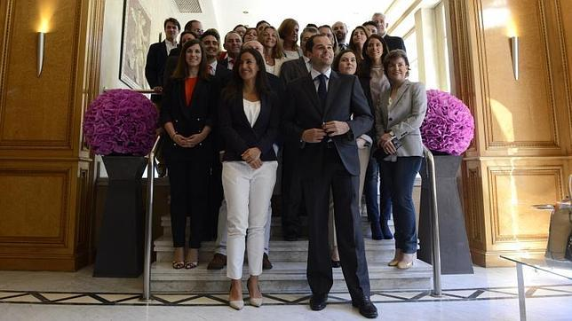 Ciudadanos se postula como el «voto de la ilusión» en 45 municipios de Madrid