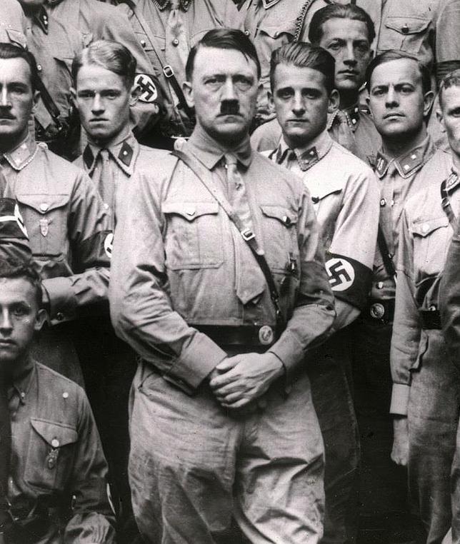 Aniversario De La Muerte De Hitler El Rostro Del Mal