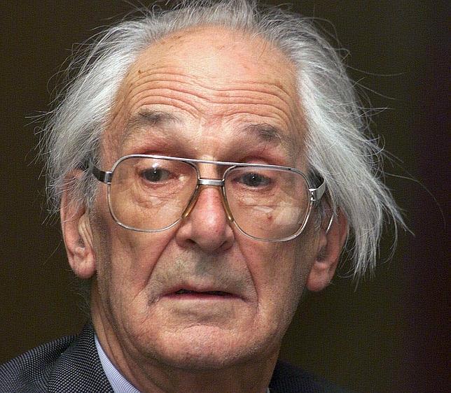 El historiador británico Raymond Carr, en una imagen de archivo