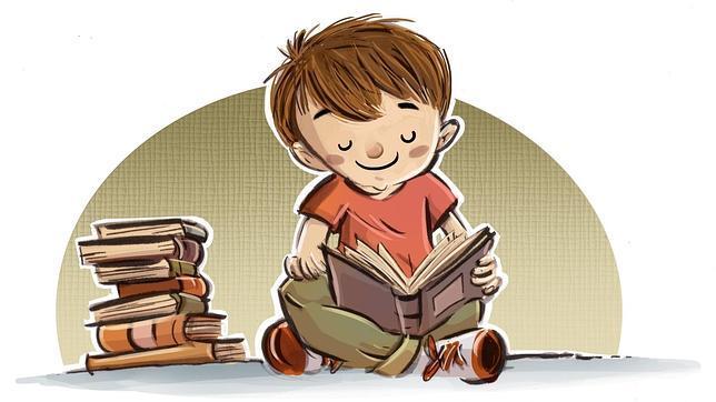 Resultado de imagen de niño y libro