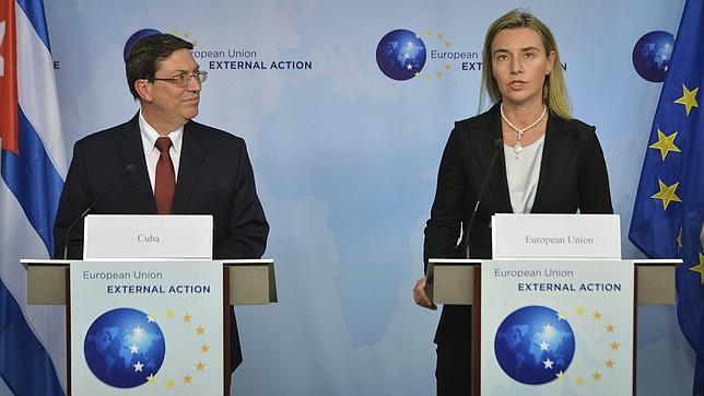 Varios eurodiputados piden a Mogherini ayuda para que Cuba libere a artistas presos