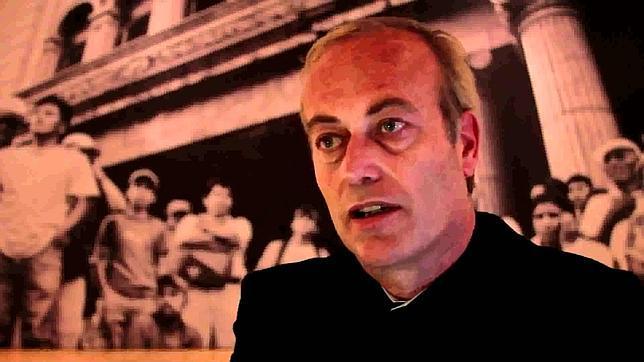Santiago Olmo en una imagen de archivo