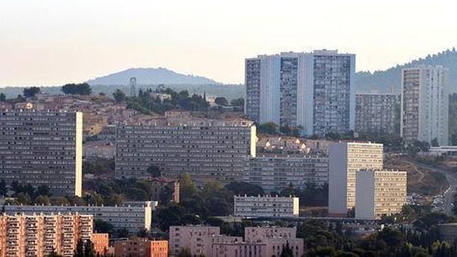 Matanza a tiros de kalashnikov en Marsella