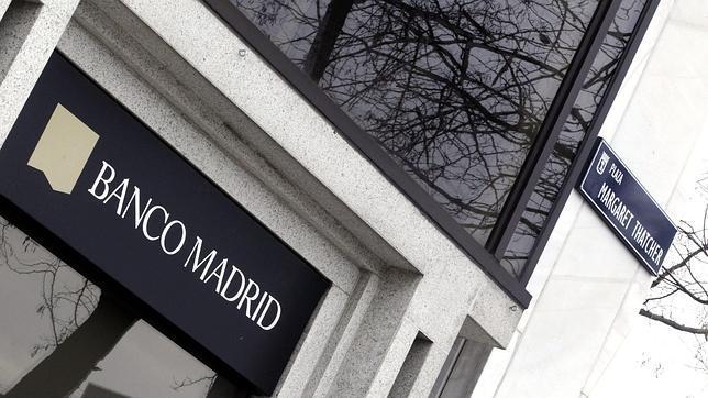 Banco madrid abre ma ana una oficina de informaci n sobre for Banco abierto sabado madrid