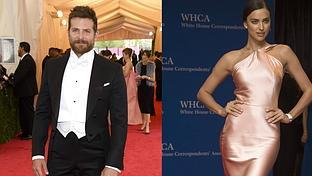Bradley Cooper coquetea con Irina Shayk en la Casa Blanca