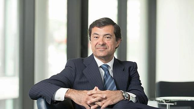 Javier Sanz, director de Banca Privada y Particulares de España y Portugal de BBVA