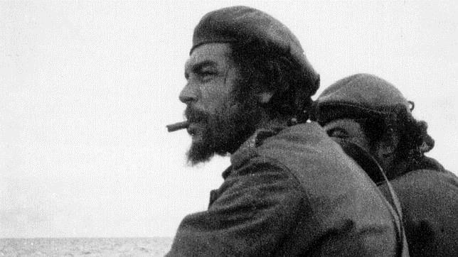 Imagen del Che Guevara de 1965