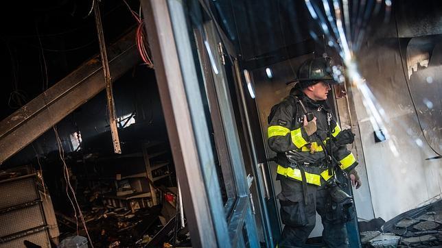 Los disturbios en Baltimore se saldan con 15 policías heridos y 202 arrestos