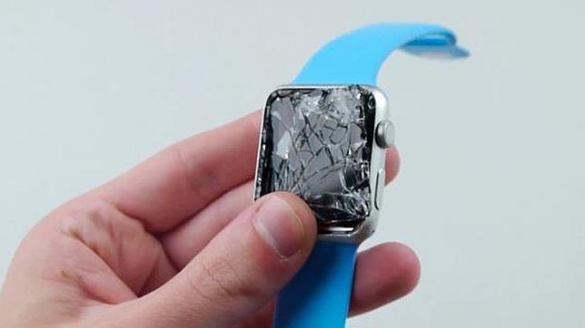 Esto es lo que ocurre si tu Apple Watch se cae al suelo por accidente