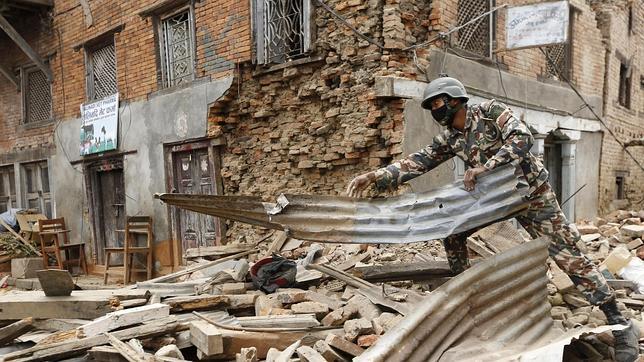 La reconstrucción de Nepal costará el 20% de su PIB anual