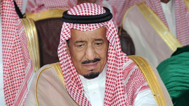 El Rey Salman de Arabia Saudí, en una fotografía de archivo