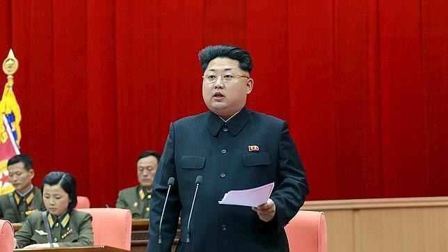 Imagen de archivo de Kim Jong-un