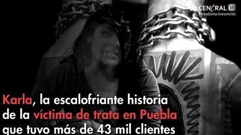 La triste historia de la niña mexicana que fue violada 43.000 veces