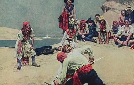 El origen histórico de los paraísos fiscales: los antiguos refugios de piratas y corsarios