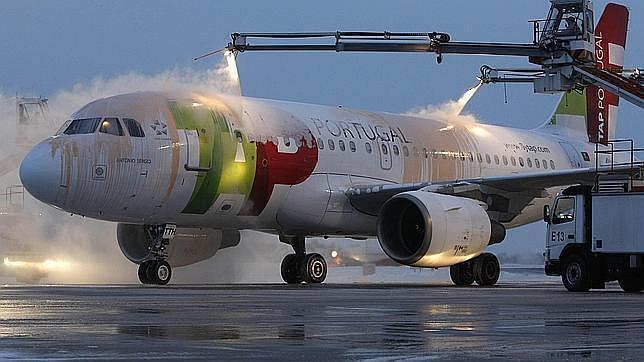 La compañía operó este Primero de Mayo 118 de los 156 vuelos que había programado