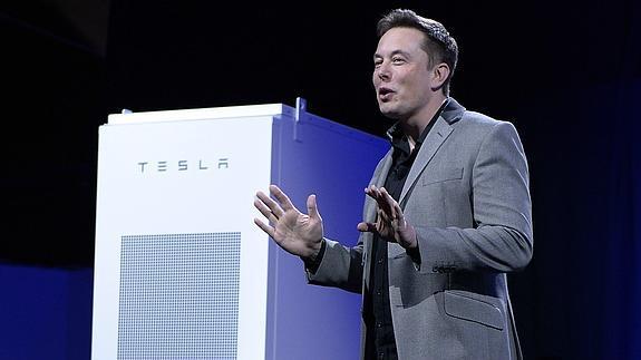 Tesla presenta una batería destinada a revolucionar la infraestructura energética
