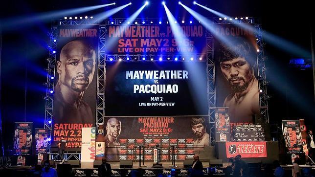 Decisión polémica de los jueces para hacer campeón a Mayweather frente a Pacquiao