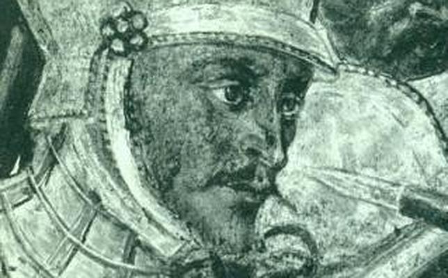 Fernando de Toledo, retratado cuando tenía 20 años por Cristophoro Passini