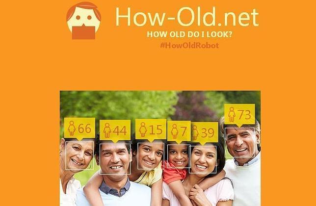 ¿Tienes la edad que aparentas? Descúbrelo con una página web que evalúa tu foto