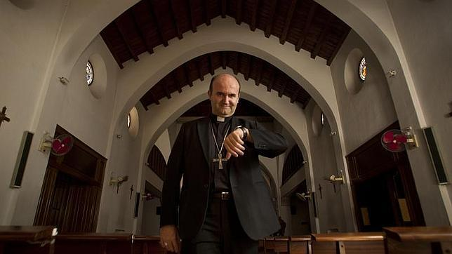 El obispo de San Sebastián, monseñor Jose Ignacio Munilla