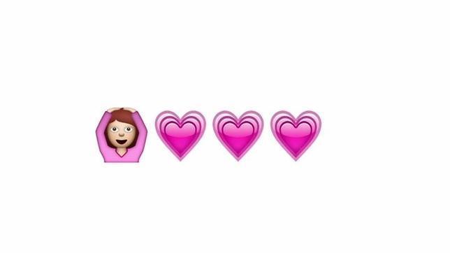 Una Historia De Amor Escrita Con Emoticonos De Whatsapp Para