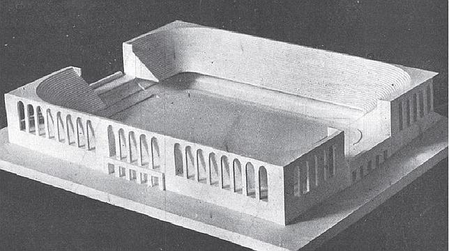 El Bernabéu «de Mussolini» y otros grandes proyectos que nunca vieron la luz en Madrid
