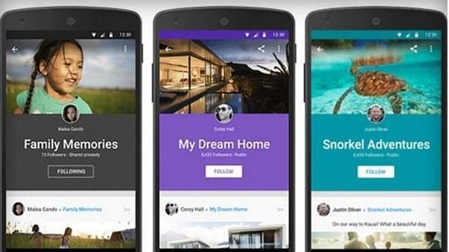 Google Plus crea la opción Collections y se hace cada vez más Pinterest