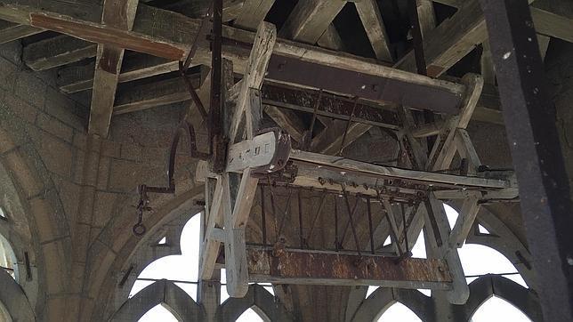 La matraca de la catedral de Toledo vuelve a sonar este sábado tras un siglo de silencio