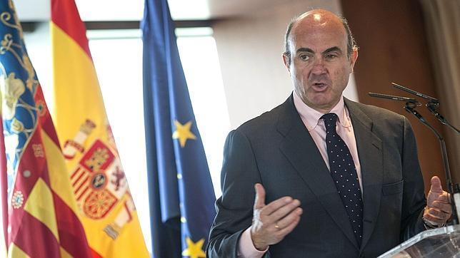 De Guindos ha reiterado en varias ocasiones que la economía española cumplirá las previsiones de crecimiento