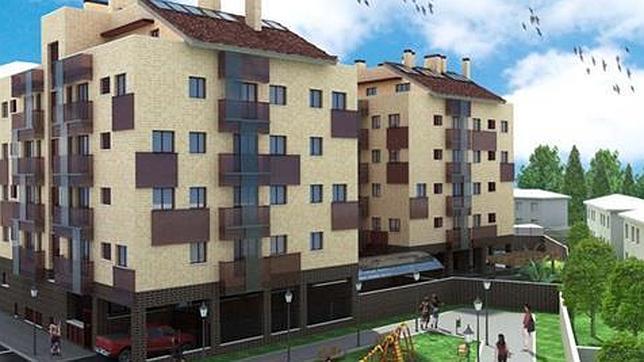 Las mejores promociones de viviendas en la comunidad de madrid - Vivienda torrejon de ardoz ...