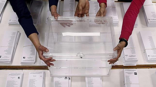 Responsabilidad penal para los que mientan para no ir a una mesa electoral