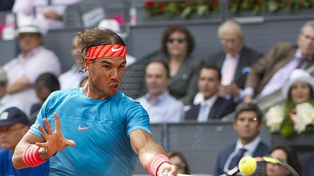 Nadal sigue creciendo