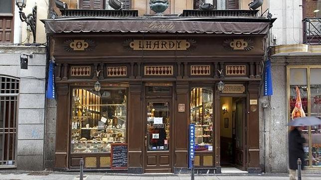 Ocho de los restaurantes m s antiguos de espa a for Los restaurantes mas clandestinos y secretos de barcelona