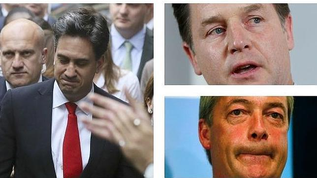 Las tres dimisiones de este viernes tras los malos resultados electorales