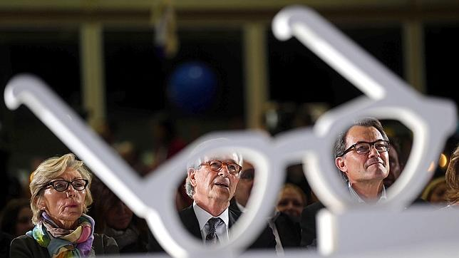 Xavier Trias y Artur Mas