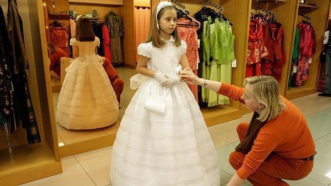 Vestidos de comunion valladolid