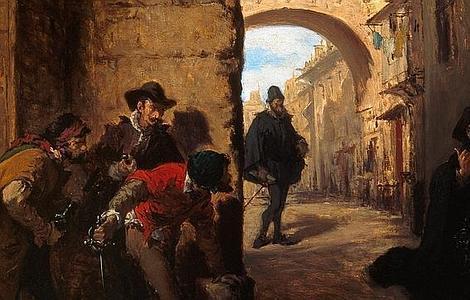 La historia oculta del secretario de Felipe II, ¿era el amante de su madrastra?