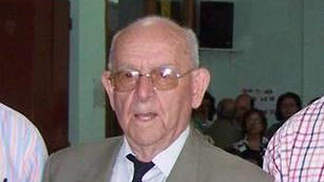 Virgilio Peña, superviviente del campo de concentración nazi Buchenwald