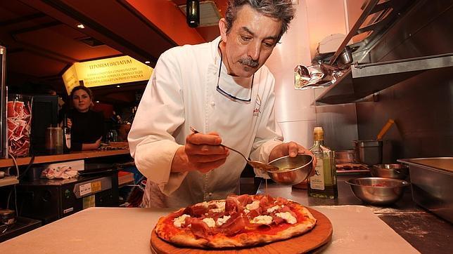 El mejor pizzero del Mundo, 'Marquinetti' de Ciudad Real, desvela los secretos párrafo elaborar Una extraordinaria de pizza