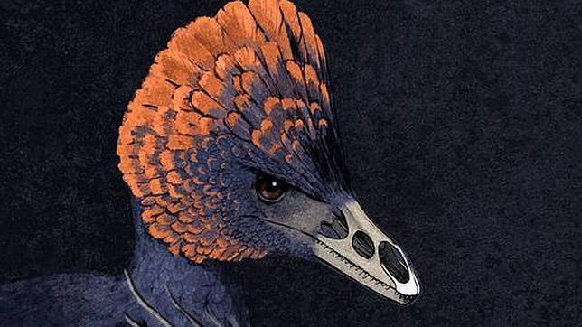 Han inactivado unos genes del desarrollo embrionario para retornar a la estructura de los dinosaurios (en la imagen)