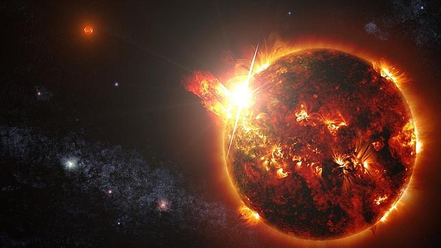 Descubren una estrella fantasma cerca de Delta Cephei