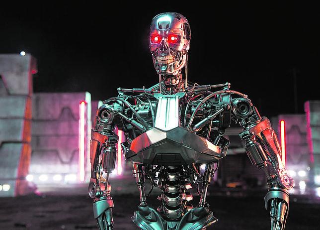 Fotograma de la película «Terminator Salvation»