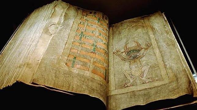 El misterio de la Biblia maldita escrita por el mismísimo Lucifer